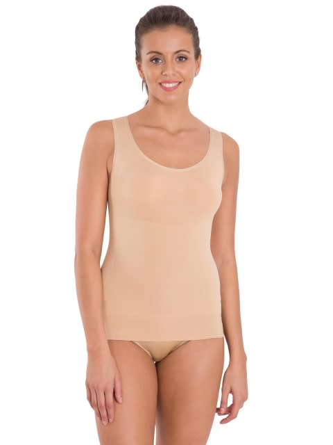 Iced Frappe Seamless Shaping Tank Top