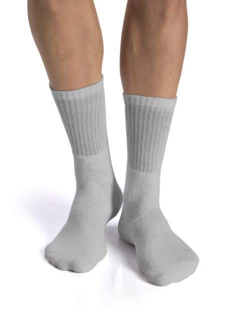 Multi Colour Men Crew Socks Pack of 3