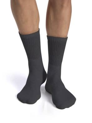Multi Colour Men Crew Socks Pack of 3
