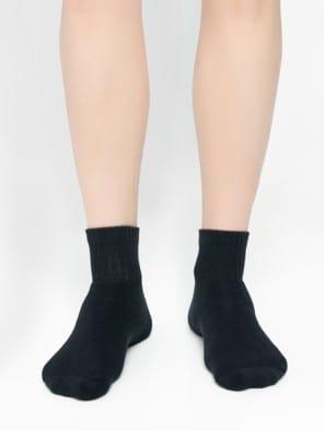 Black Men Ankle Socks