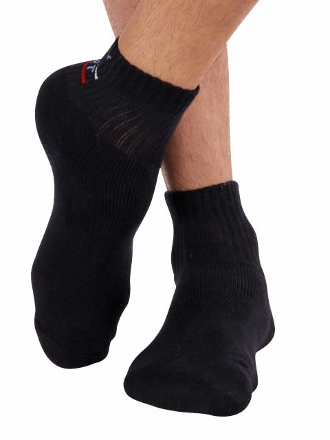 Multi Colour Men Ankle Socks Pack of 3