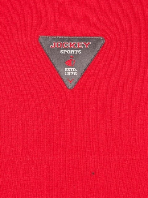 Shanghai Red Racer Back Shirt