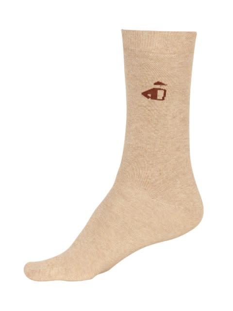 Bamboo Melange Men Calf Length Socks
