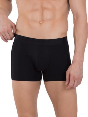 Black Ultra Soft Trunk