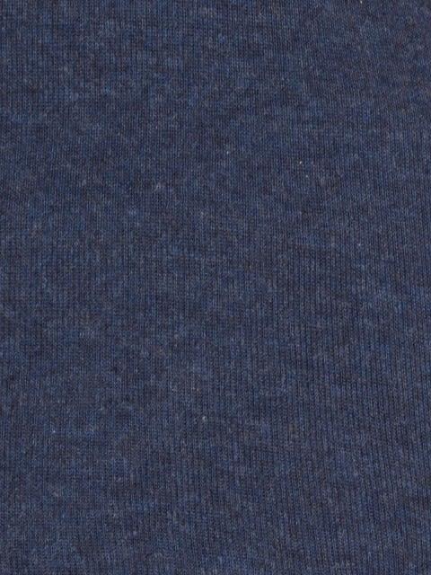 Ink Blue Melange Vest
