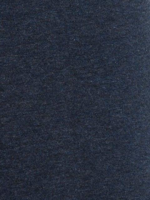Ink Blue Melange Trunk