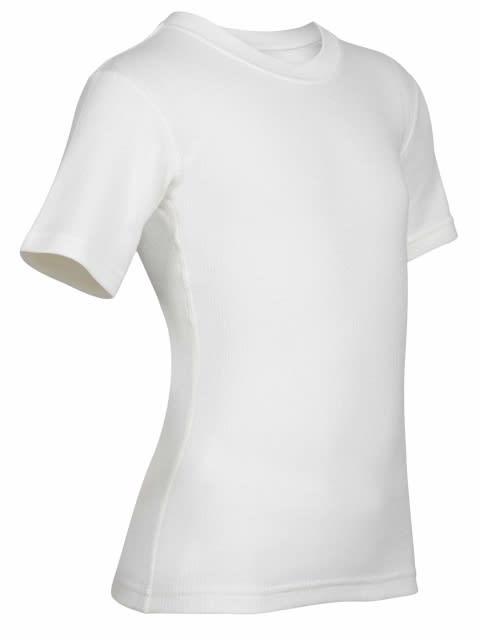 Off White Kids Thermal Short Sleeve Vest