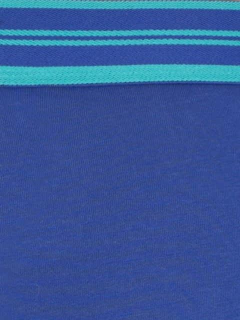 Cobalt Blue & Caribbean Turq Sport Brief
