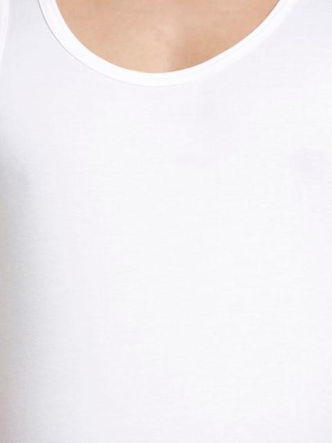 White Ultra Soft Vest