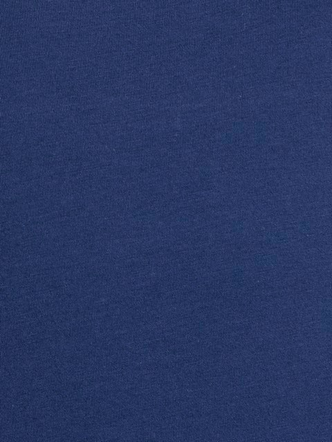 Imperial Blue V-neck Tee