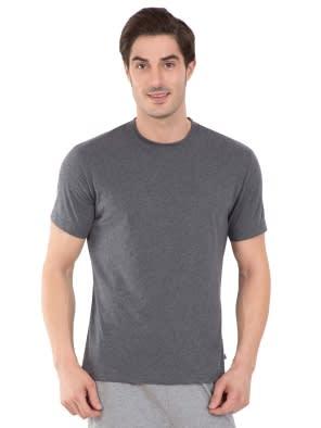 Charcoal Melange Sport T-Shirt