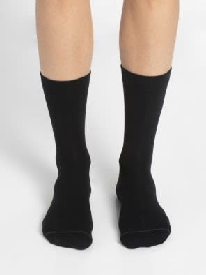 Black & Grey Men Formal Socks