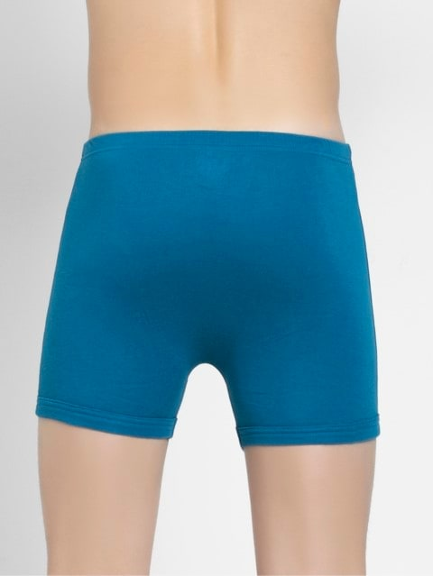 Blue Saphire Boxer Brief