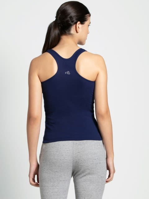 Imperial Blue Racerback Tank Top