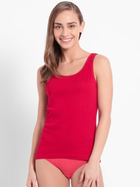 Red Love Tank Top