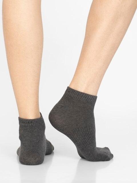 Black Men Low Show Socks