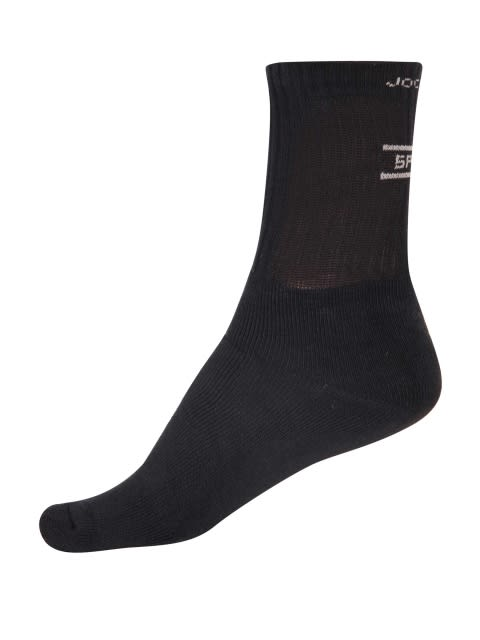 Navy Men Crew Socks