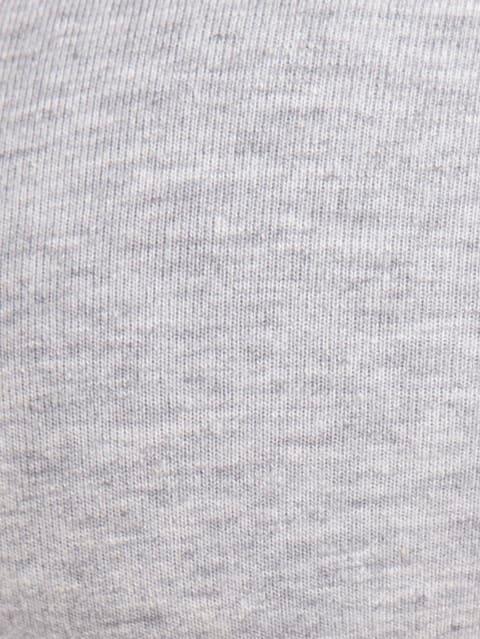 Light Grey Melange T-Shirt Bra