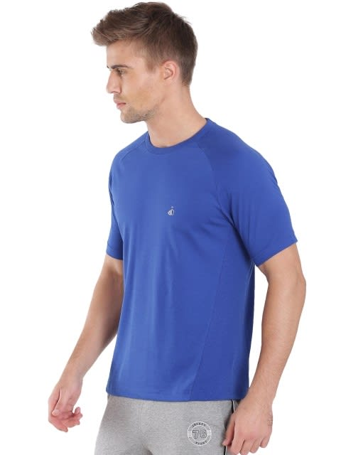 Cobalt Blue Performance Tee
