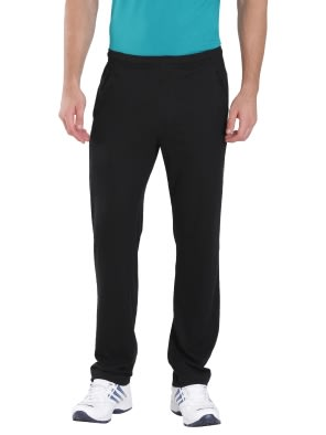 Black Slim Fit Track Pant