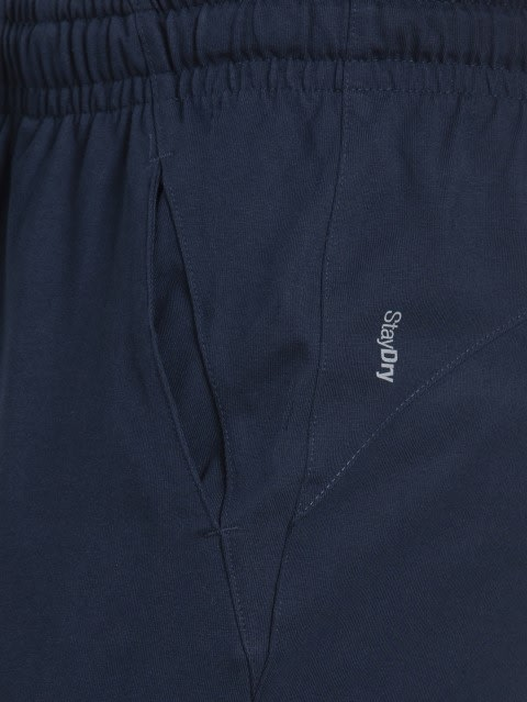 Navy Slim Fit Track Pant