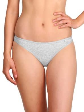 Light Grey Melange Bikini