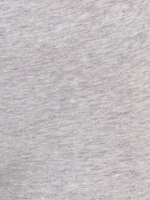 Light Grey Melange Boy Leg