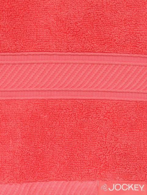 Coral Bath Towel