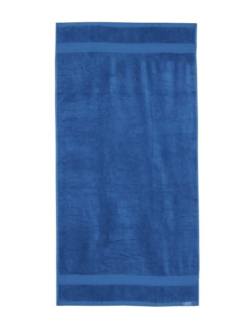 Mid Blue Bath Towel