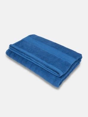 Mid Blue Bath Towel