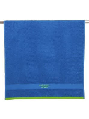 Cobalt Blue Bath Towel