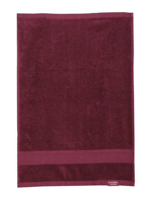 Burgundy Hand Towel Pack of 2