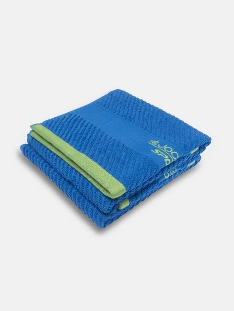 Cobalt Blue Hand Towel Pack of 2