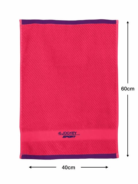 Ruby Hand Towel Pack of 2