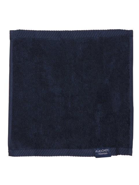 Navy Face Towel Pack of 3