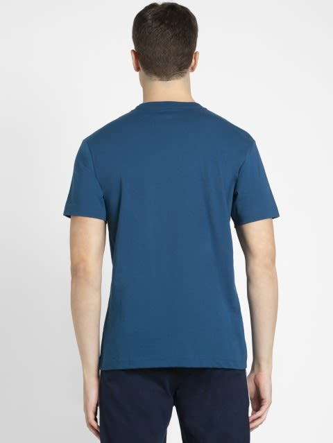Seaport Teal Sport T-Shirt