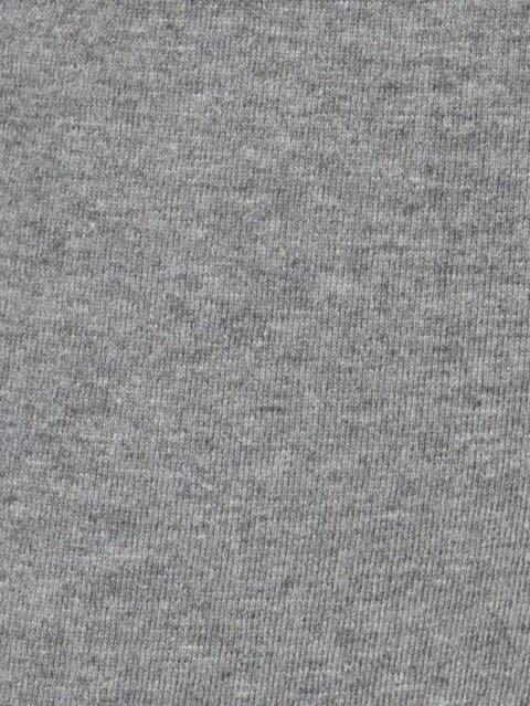 Grey Melange & Black Sports Track Pant