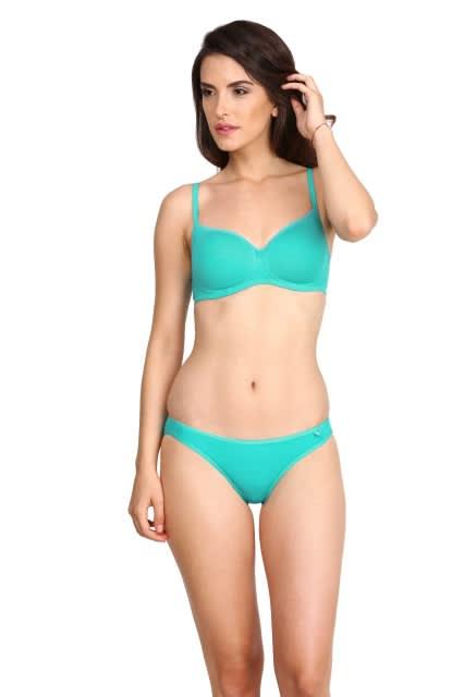 Teal Bikini