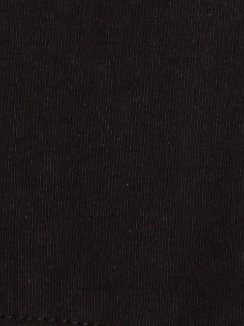 Black & Purple Glory Knit Capri