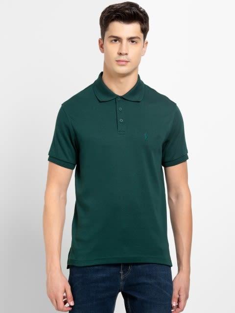 Eden Green Polo T-Shirt
