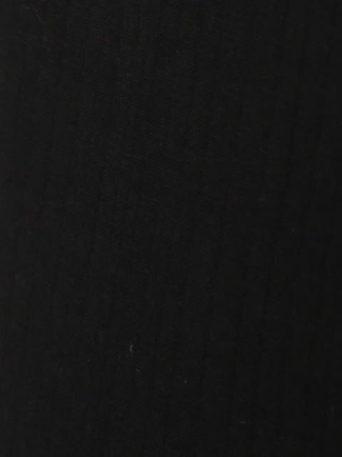 Black Short Sleeve Slim fit henley