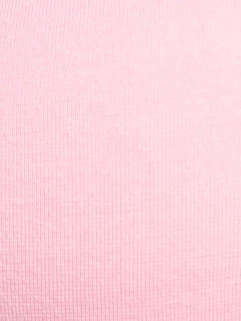 Candy Pink Crop Top