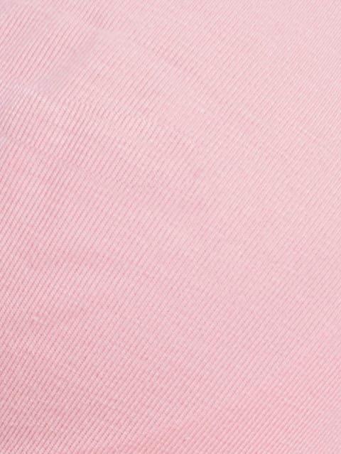 Candy Pink Seamless Cross Over Bra