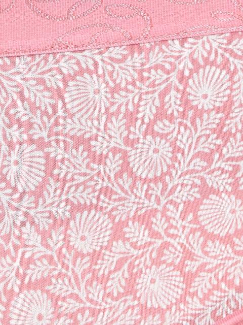 Peach Blossom Print Hipster