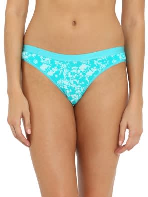 JTeal Print Bikini