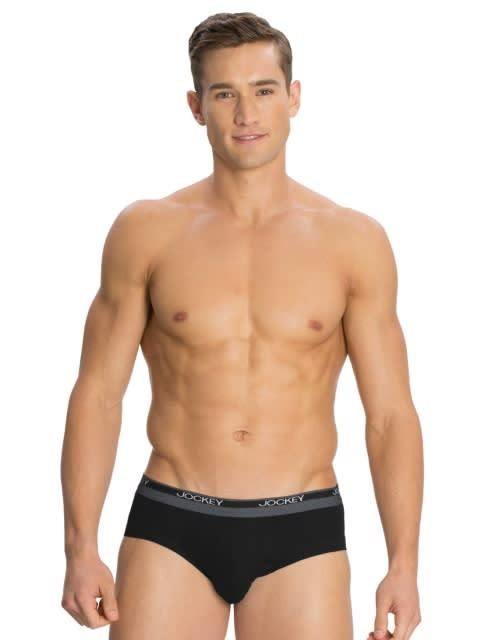 Multi Color Combo Square Cut Brief - Pack of 3
