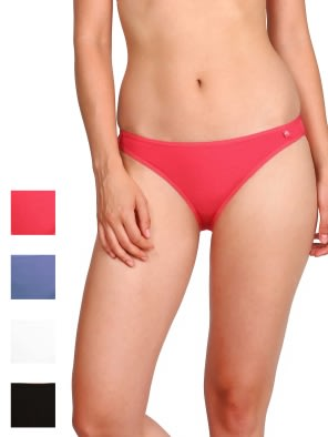 Multi Color Bikini Combo - Pack of 4