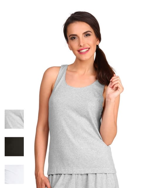 Multi Color Tank Top Combo - Pack of 3