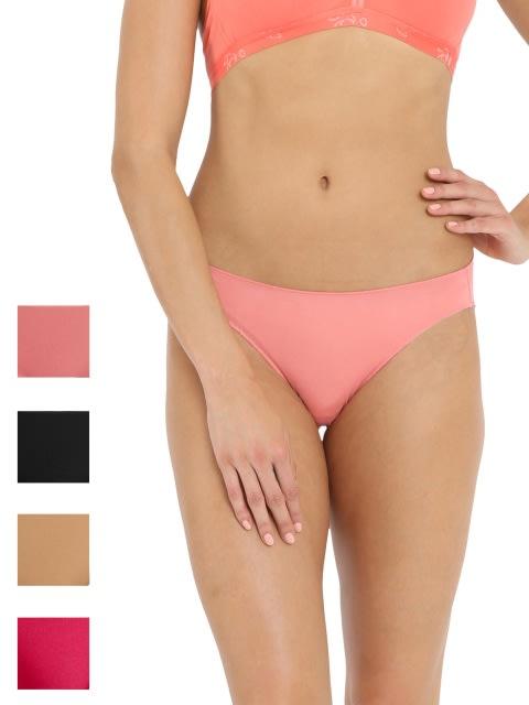 Multi Color Bikini Combo - Pack of 4
