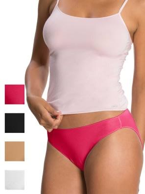 Core Color Bikini Combo - Pack of 4